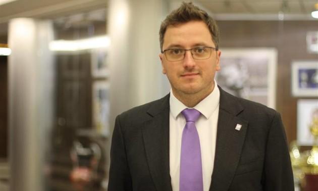 Ключковський залишив посаду віце-президента УПЛ, Грімм теж може піти