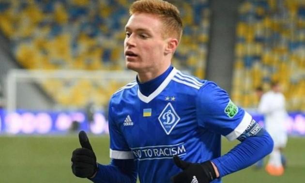 Циганков - найкращий футболіст року в Динамо. ФОТО