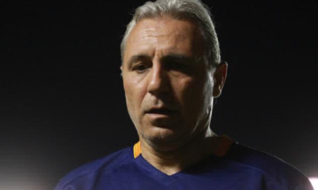 Стоїчков закликав достроково зупинити сезон Ла-Ліги