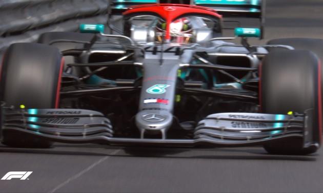 Гамільтон завоював поул Гран-прі Монако