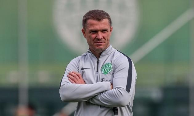 Ребров: Найтехнічнишим гравцем у Динамо 90-х був Белькевич