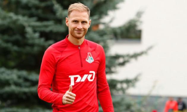 Геведес розірвав контракт з Локомотивом
