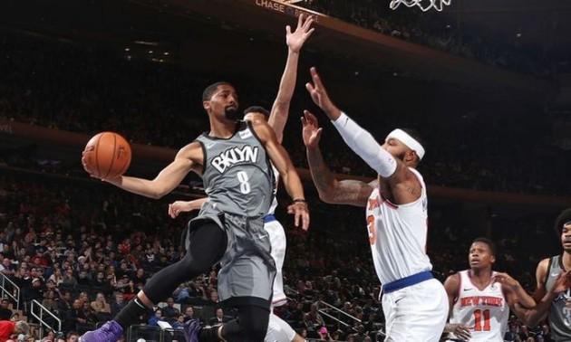 Гравець Брукліна повторив антирекорд НБА