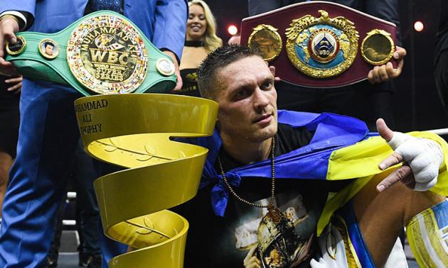 WBA забрала чемпіонський пояс в Усика та віддала його росіянину Лєбєдєву
