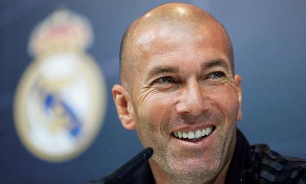 Зідан назвав список гравців, які покинуть Реал