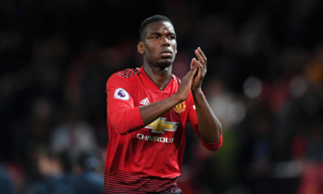 Евра: Погба повинен піти з Манчестер Юнайтед