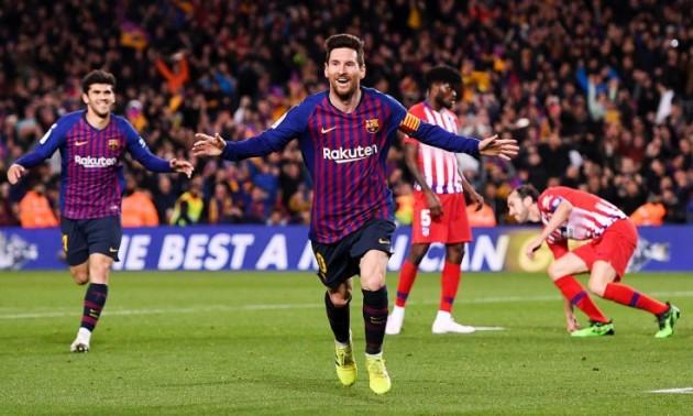 Атлетіко - Барселона 0:1. Огляд матчу