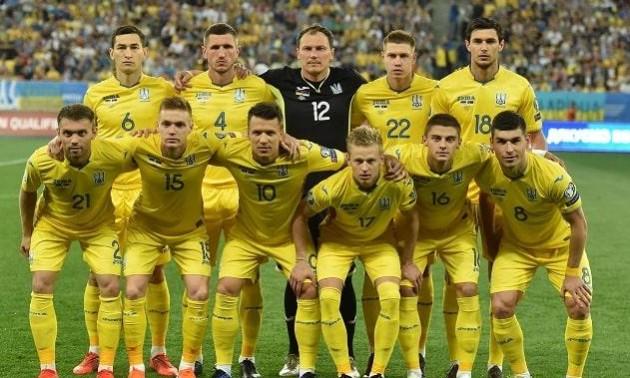 Збірна України увійшла до ТОП-10 найкращих команд Європи