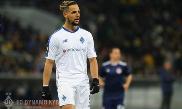 Соль прокоментував свій перший гол за Динамо