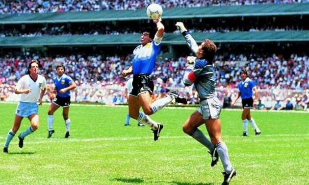 """35 років тому Марадона забив гол """"рукою Бога"""""""