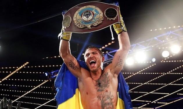 Ломаченко хоче провести бій в Україні