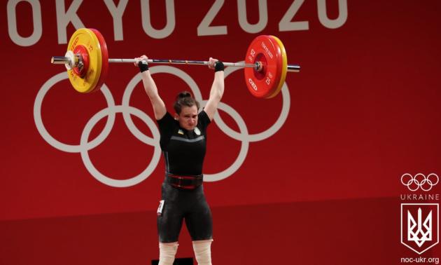 Конотоп стала п'ятою на Олімпійських іграх