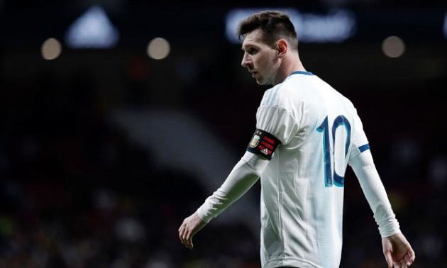 Мессі: Збірна Аргентини провела хороший матч і виграла