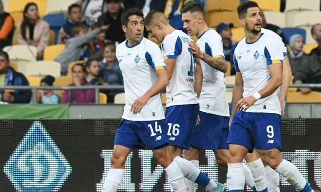 Динамо мінімально перемогло Олександрію в 11 турі УПЛ