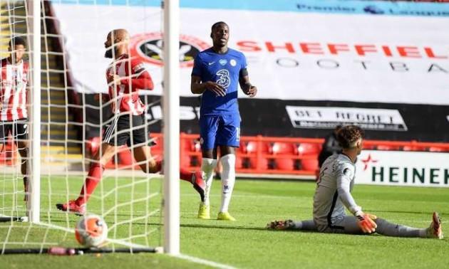 Шеффілд Юнайтед - Челсі 3:0. Огляд матчу