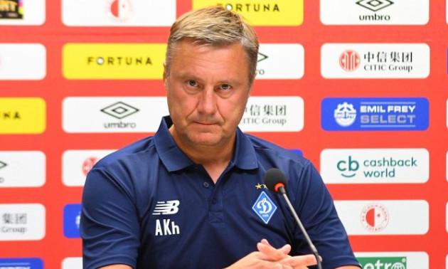 Хацкевич може продовжити тренувати Динамо