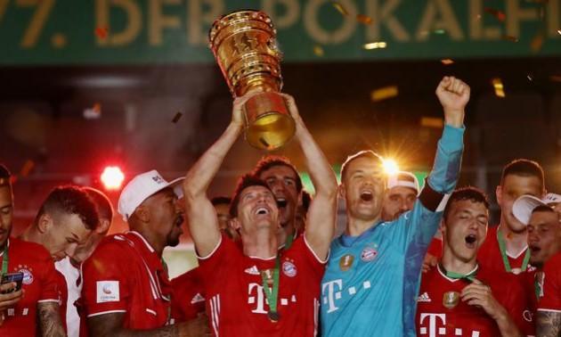 Баєр - Баварія 2:4. Огляд фінального матчу Кубка Німеччини