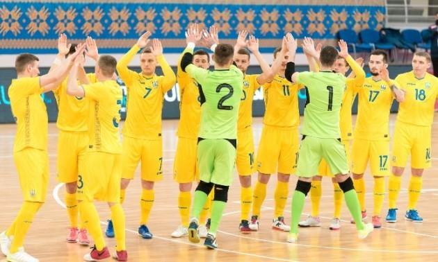 УЄФА скасувала матч збірної України у кваліфікації на Євро-2022