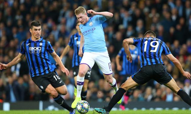 Аталанта - Манчестер Сіті  1:1. Огляд матчу