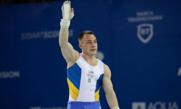 Українець Радівілов виграв золото на етапі Кубка світу