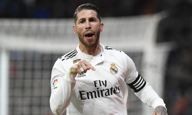 Рамос приніс мінімальну перемогу Реалу над Атлетіком в 34 турі Ла-Ліги