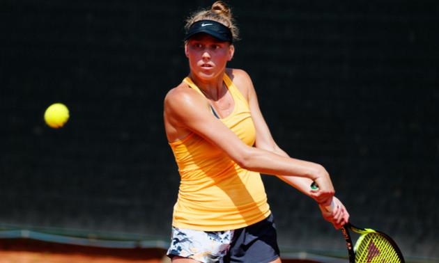 Дьома пробилася у чвертьфінал турніру в Анталії