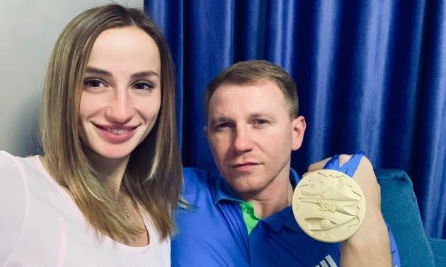 Прищепа вийшла заміж за дворазового чемпіона світу з кікбоксингу
