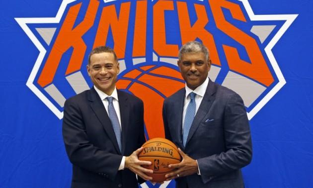 НБА. Перспективи сезону. Нью-Йорк Нікс