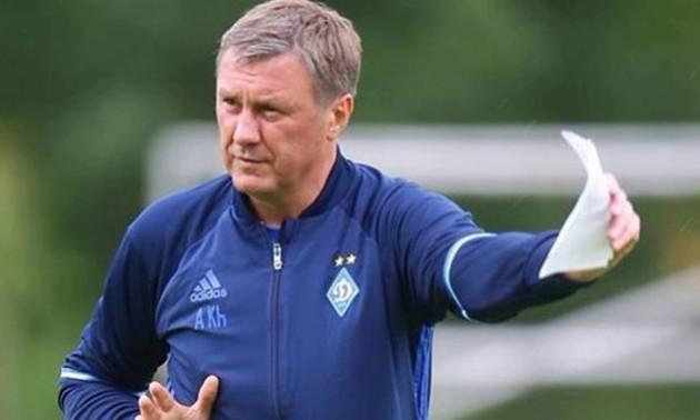 Хацкевич провів 100-й матч на чолі Динамо