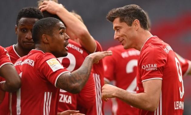 Баварія побила рекорд результативності Бундесліги на старті сезону
