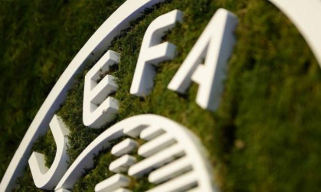 Україна набрала 3 бали у таблиці коефіцієнтів УЄФА