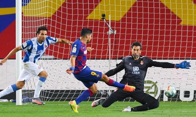 Барселона мінімально обіграла Еспаньйол у 35 турі Ла-Ліги