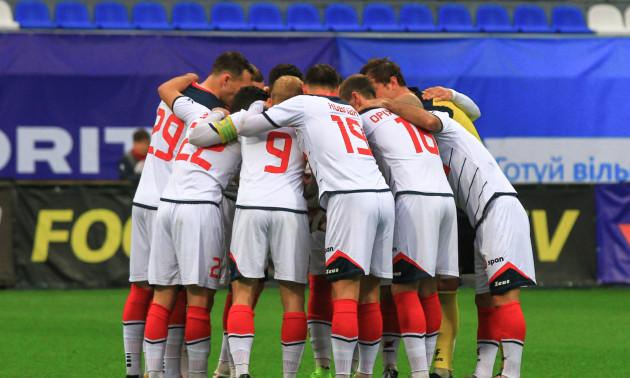 Арсенал-Київ підтвердив зняття із чемпіонату
