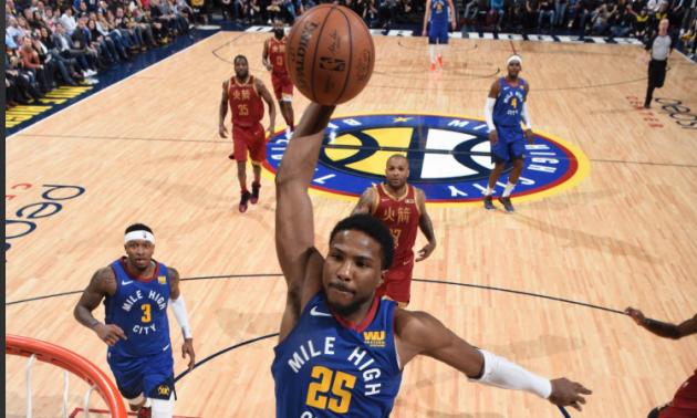 Топ-5 моментів ігрового дня НБА. ВІДЕО