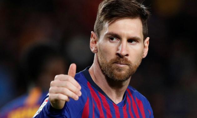 Мессі може самовільно розірвати контракт із Барселоною