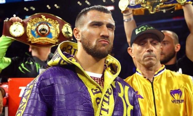 Ломаченко увійшов до трійки найбільш високооплачуваних боксерів