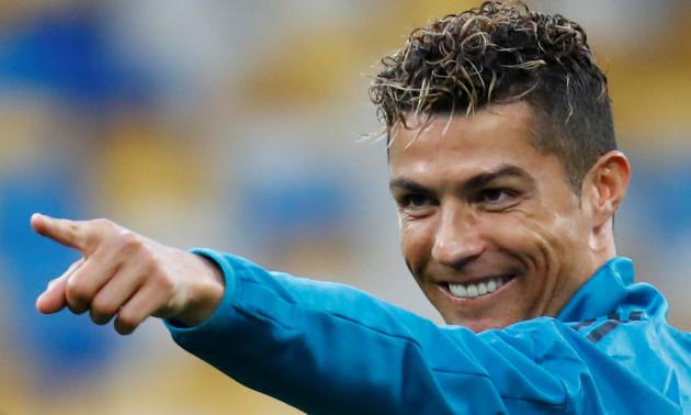 Роналду назвав кота в честь партнера по Реалу. ФОТО