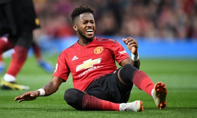 Гравці Манчестер Юнайтед знущалися над Фредом під час передсезонної підготовки
