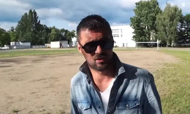 Мілевський у вогні - найвідвертіше інтерв'ю колишньої зірки Динамо