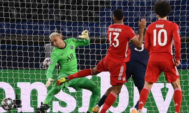 ПСЖ програв Баварії, але вийшов до півфіналу Ліги чемпіонів
