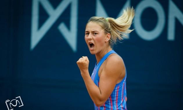 Костюк вийшла у фінал турніру в США
