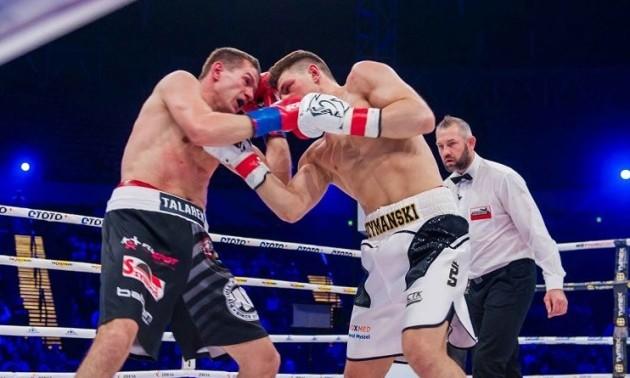 У бою польських боксерів трапилося 10 нокдаунів у 5-ти раундах