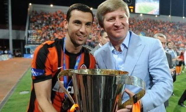 Срна вказав на реакцію Ахметова після поразки у Суперкубку України