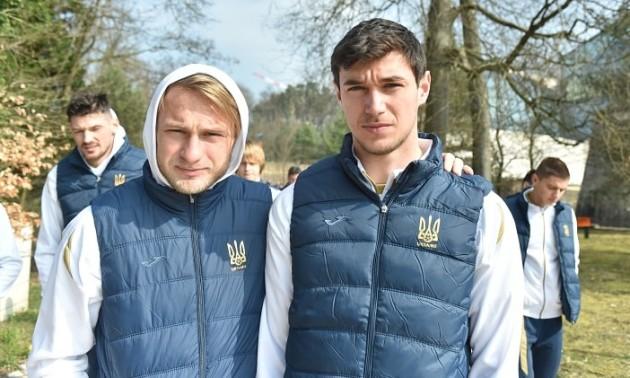 Макаренко, Безус та Яремчук підтримають Динамо в матчі з Брюгге