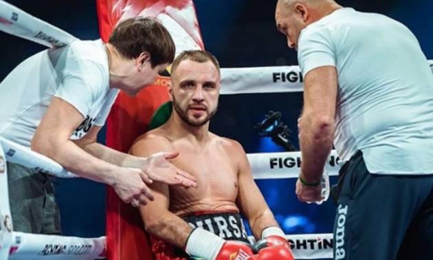 Українець Бурсак проведе наступний бій з екс-чемпіоном світу