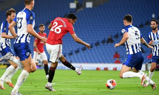 Брайтон - Манчестер Юнайтед 0:3. Огляд матчу