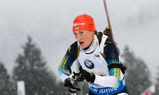 Абрамова обігнала росіянку та здобула золото на етапі Кубка IBU