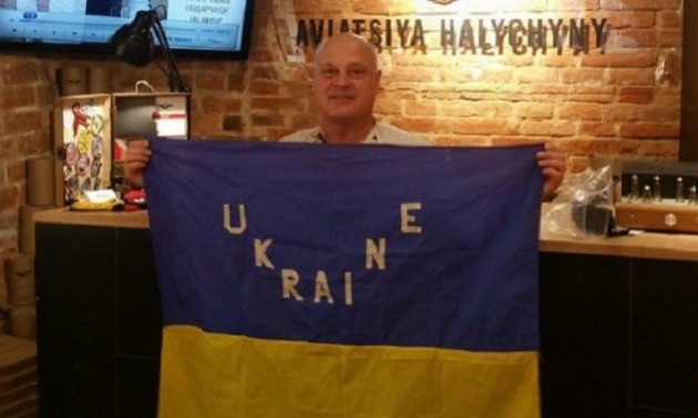 45 років тому Данило Мигаль станцював гопак на матчі збірної СРСР з синьо-жовтим прапором. ВІДЕО