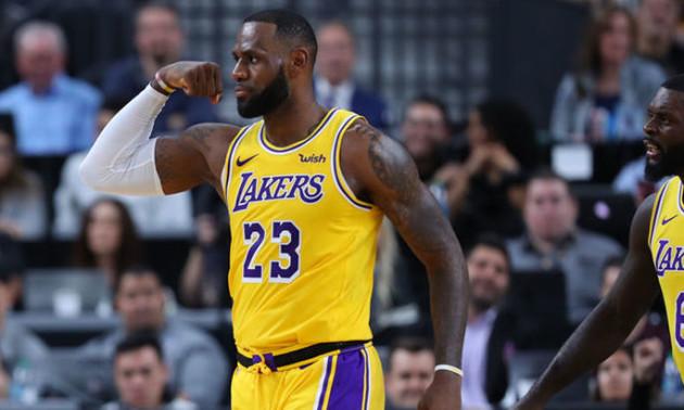 Джеймс побив рекорд НБА