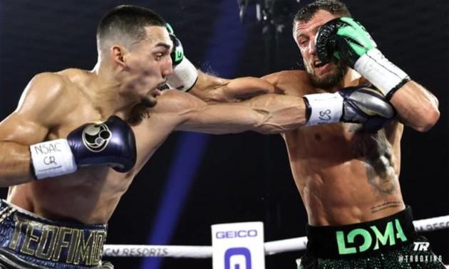 Ломаченко опустився і в рейтингу українських боксерів